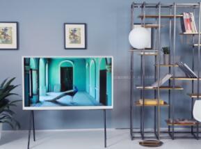 """""""设计鬼才""""布鲁克兄弟:三星Serif TV""""如同一件精美的家具"""""""