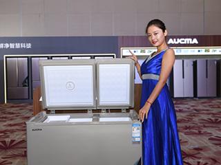 纤薄内嵌智能触控,澳柯玛全新双箱冷柜上市