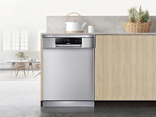 洗碗机有多省水省电? 格兰仕实力解决冬天洗碗烦恼