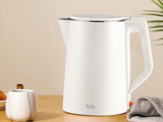 凯琴优选即热式电热水壶,让你安心喝好水
