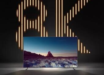 """快速崛起的8K电视市场,三星电视再次当起""""领头羊"""""""