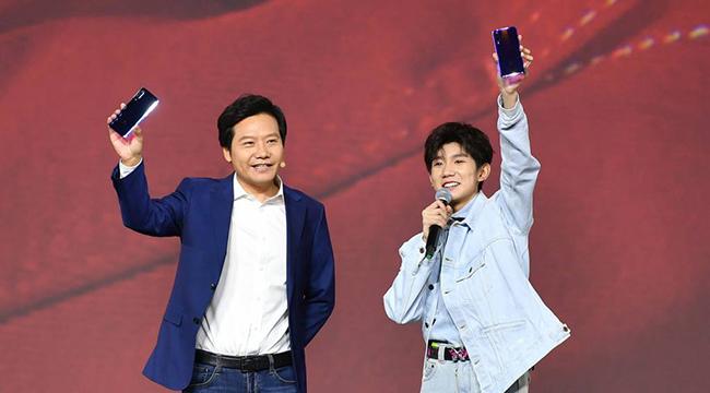 手机企业广邀明星代言为哪般?