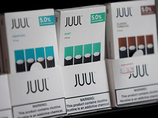 电子烟制造商Juul深陷泥潭 估值惨遭腰斩