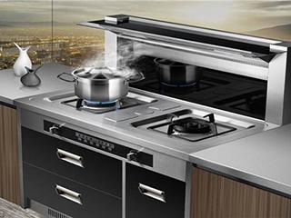 厨电市场掀起集成热 行业换挡竞赛