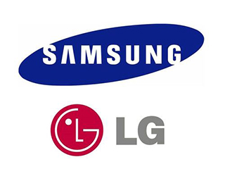 """三星LG""""低头"""" 中韩高端面板对决"""
