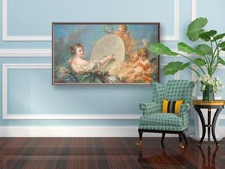 有它就够了,艺术之家的首选 京东方发布65寸画屏S3