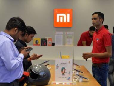 日媒:中国智能手机席卷印度市场 进入