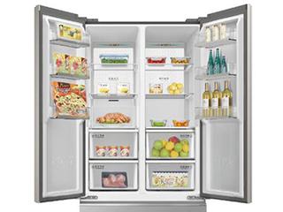 母婴呵护全域净鲜,澳柯玛推出对开三门冰箱