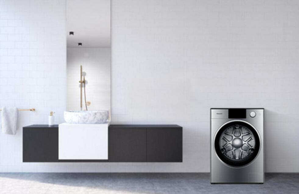 品质生活的标配 松下ALPHA阿尔法洗衣机