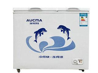 """澳柯玛冷藏展示柜品牌获""""质量认可度""""第一"""