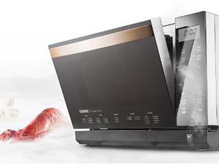 格兰仕Q5C微蒸烤一体机:鲜蒸嫩烤,复刻冬至大餐