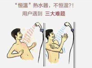 告别忽冷忽热 格兰仕热水器带来恒温畅浴体验