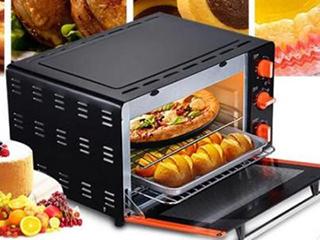 """电烤箱市场持续向好,是不是因为""""蒸烤箱""""的普及风暴?"""