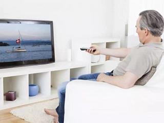 电视开机率跌至30% 彩电厂商逐渐抽身泥潭