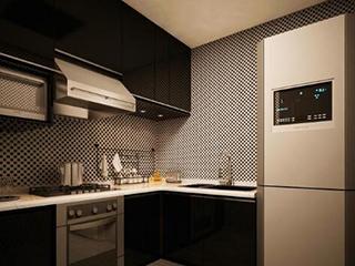 厨房vs餐厅,冰箱最适合放哪儿?