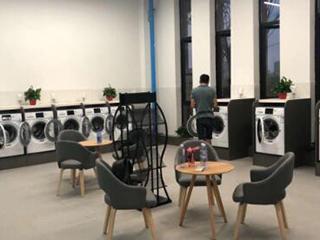 """中国电信NB-IoT技术助力共享洗衣机行业""""结硕果"""""""