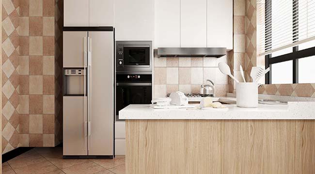 廚房vs餐廳,冰箱最適合放哪兒?