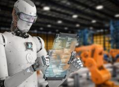 机器人和人工智能将全面影响劳动力市场