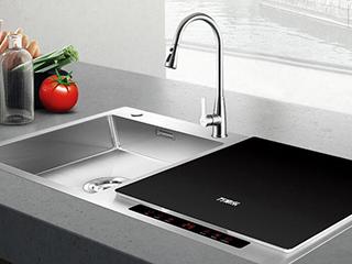 水槽洗碗机帮你把时间留给更值得的事