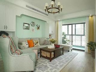 客厅装中央空调,装在吊顶的哪个位置更合适?