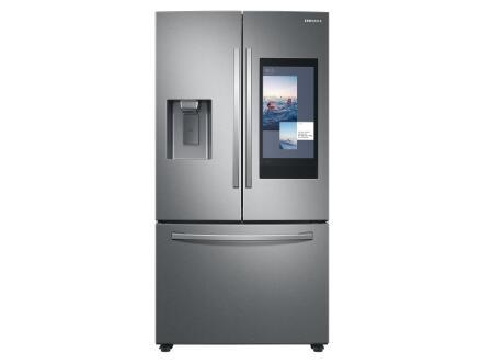 三星Family Hub冰箱亮相CES 2020,带来人工智能和自动化厨房体验