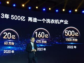 海尔洗涤产业副总经理丁来国:干衣机将成为千万级风口新市场