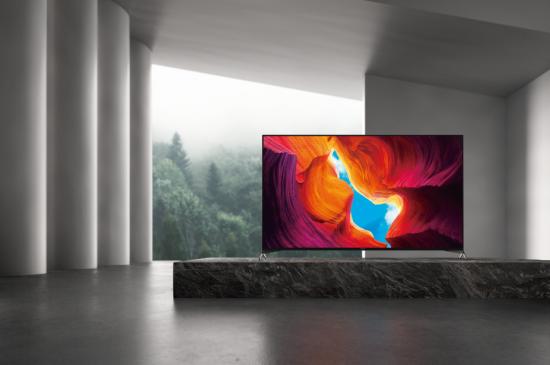 索尼4K HDR智能液晶电视X95H系列