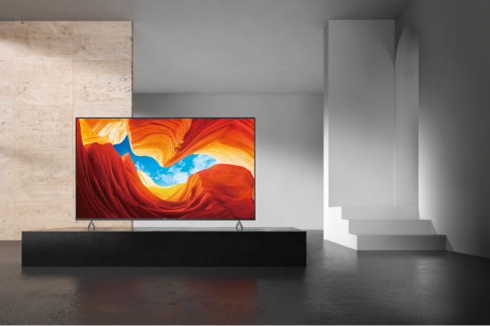 索尼4K HDR智能液晶电视X90H系列