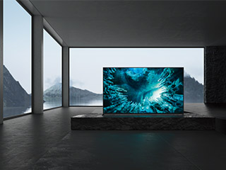 """画质""""芯""""高度  音质新体验 索尼电视携8K及OLED新品惊艳亮相CES 2020"""