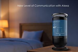 柔宇发布新品柔记2和柔性屏音箱