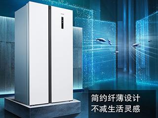 新年吃嘛嘛香,离不开大容量保鲜冰箱的强势助力!