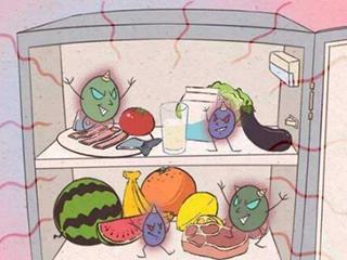 冰箱的储存误区 或成【disease】菌肆意传播的原因