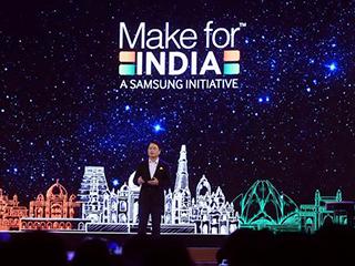 三星投资5亿在印度建设新工厂,生产手机屏幕
