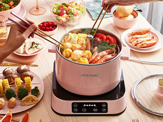在寒冷的冬天,get涮火锅新神器