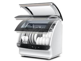 """担心""""病从口入""""?海尔洗碗机为餐具加上""""N95口罩"""""""