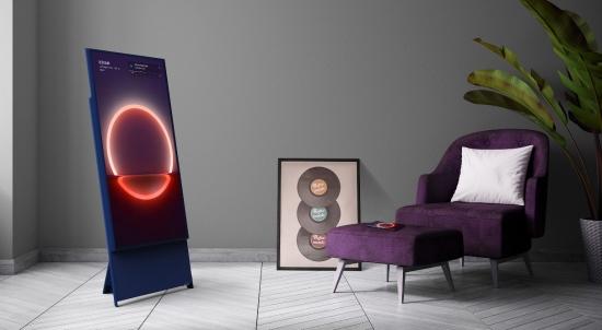 三星The Sero电视和Bespoke冰箱赢得2020年iF设计奖金奖