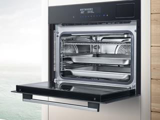 西门子iQ300系列蒸烤一体机带来美食新体验,速享鲜香解锁更多惊喜