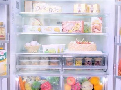 针对囤货、杀菌新需求,海尔冰箱在直播中用4大场景满足了