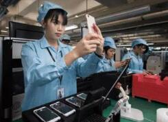 手机产业链环环相扣 缺工人或包装盒都能影响出货