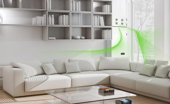 加快室内污染空气的排出?3分钟带你全面了解新风系统!