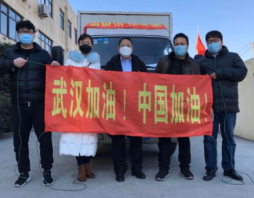 跨越江海的牵挂有回应:海信家电向抗疫前线医疗队捐赠干衣机