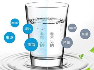 呵护家人饮水健康!购买家用净水器我们应如何选择