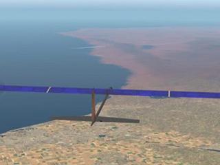 两家航空公司联手开发太阳能飞机 能在平流层悬浮一整年