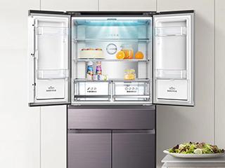 特殊时期坚守饮食防线,海信冰箱食神420让你吃得更健康
