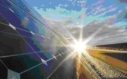 """给阳光""""保鲜"""" 我国层状钙钛矿太阳能电池研究获突破"""