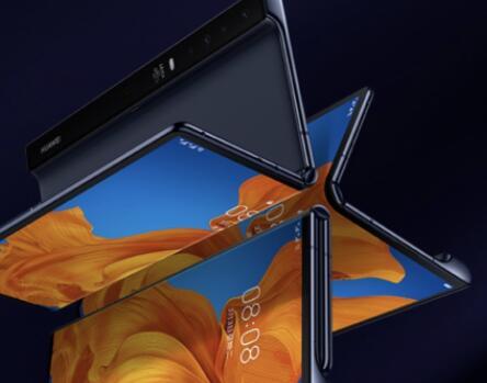 华为Mate Xs手机发布 国美零售26日开启预约