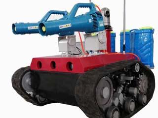 用科技力量战疫,澳柯玛推出消毒杀菌机器人