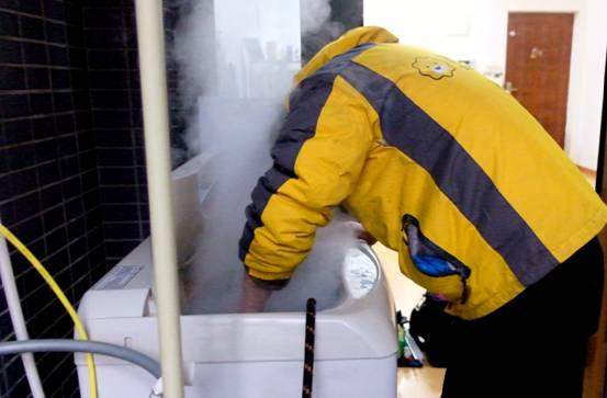 苏宁大数据:中央空调清洗订单同比增长230%