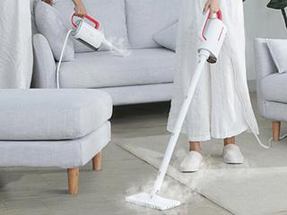 特殊时期,蒸汽拖把助你做好家居清洁