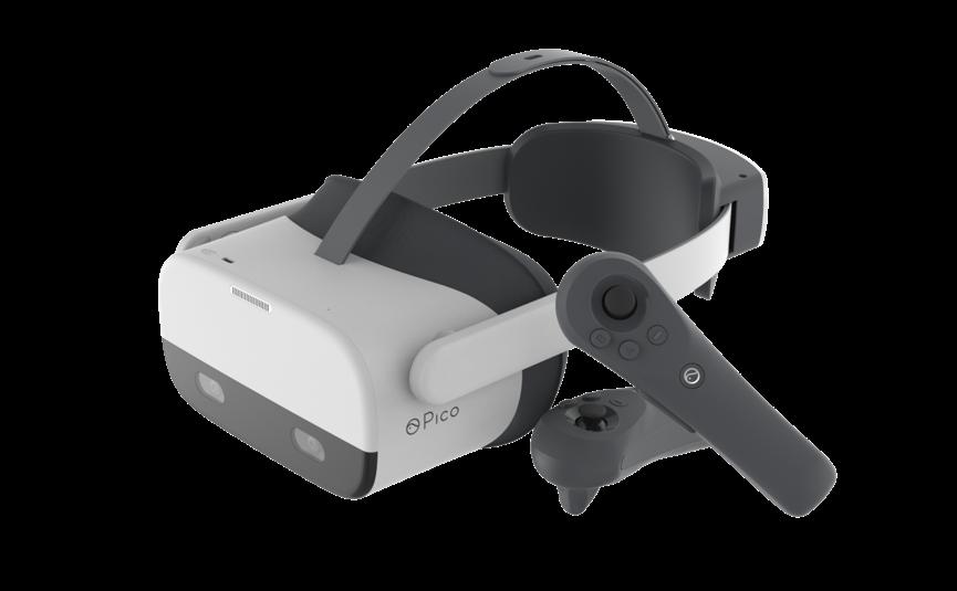 Pico 6DoF VR一体机——Neo 2,3月25日正式开售